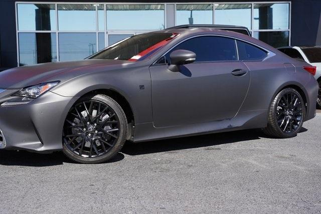 Used 2016 Lexus RC 350 for sale $38,996 at Gravity Autos Roswell in Roswell GA 30076 3