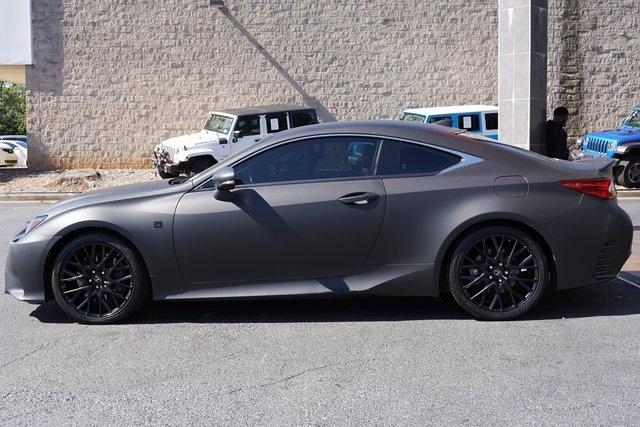 Used 2016 Lexus RC 350 for sale $38,996 at Gravity Autos Roswell in Roswell GA 30076 4