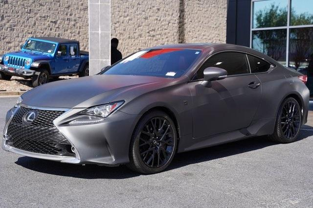 Used 2016 Lexus RC 350 for sale $38,996 at Gravity Autos Roswell in Roswell GA 30076 5