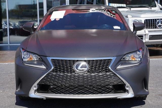 Used 2016 Lexus RC 350 for sale $38,996 at Gravity Autos Roswell in Roswell GA 30076 6