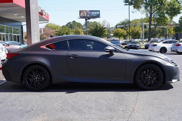 Used 2016 Lexus RC 350 for sale $38,996 at Gravity Autos Roswell in Roswell GA 30076 8