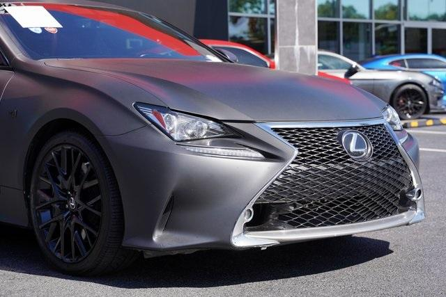 Used 2016 Lexus RC 350 for sale $38,996 at Gravity Autos Roswell in Roswell GA 30076 9