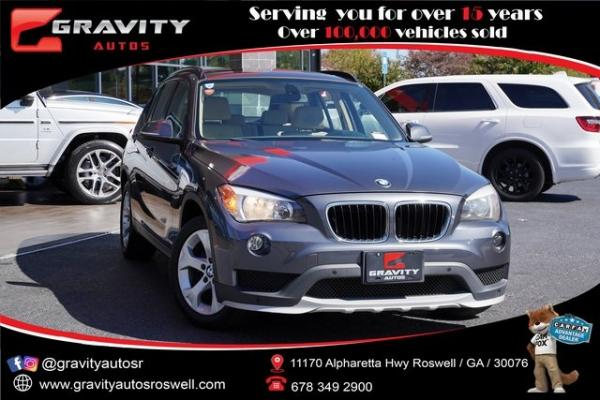 Used 2015 BMW X1 sDrive28i for sale $19,992 at Gravity Autos Roswell in Roswell GA