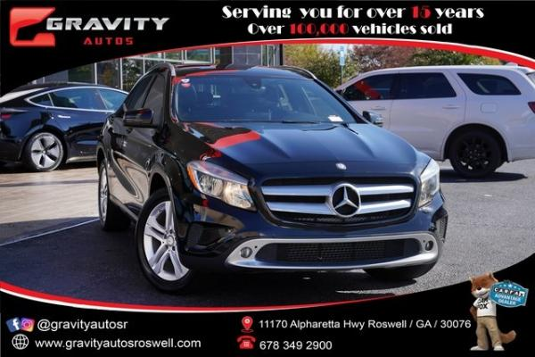 Used 2016 Mercedes-Benz GLA GLA 250 for sale $25,996 at Gravity Autos Roswell in Roswell GA