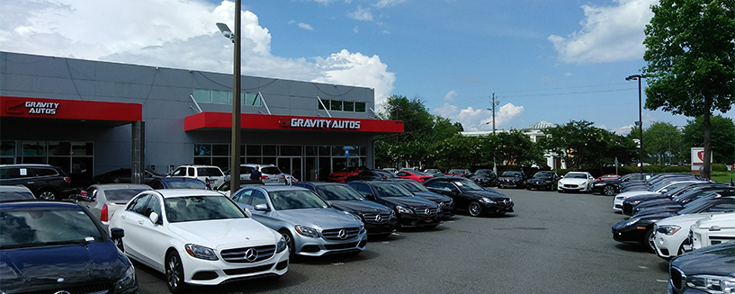 WELCOME TO<br> GRAVITY AUTOS ROSWELL!