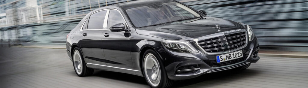 Pre-Owned Mercedes-Benz S Class S600