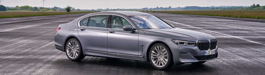 Pre-Owned BMW 7-Series