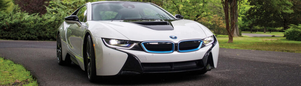 Pre-Owned BMW i8